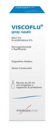 VISCOFLU SPRAY NASALE 30 ML - Farmamille