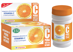 Vitamina C Pura Retard 30 Compresse - Farmalilla