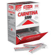 WHYSPORT CARNITINA 1000 GEL STICK DA 10 ML - La tua farmacia online