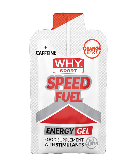 WHYSPORT SPEED FUEL ARANCIO 33 G - La tua farmacia online