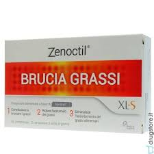 XLS BRUCIA GRASSI 60 CAPSULE  - Farmamille