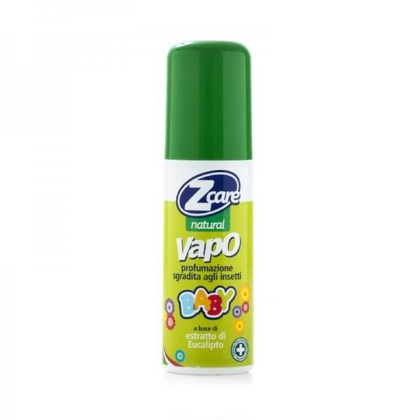 Zcare Natural Vapo Baby 100ml - Farmamille