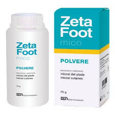Zfoot Mico Polvere 75g - Farmawing