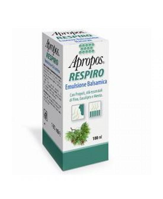 Apropos Respiro Emulsione Bals - Farmacento