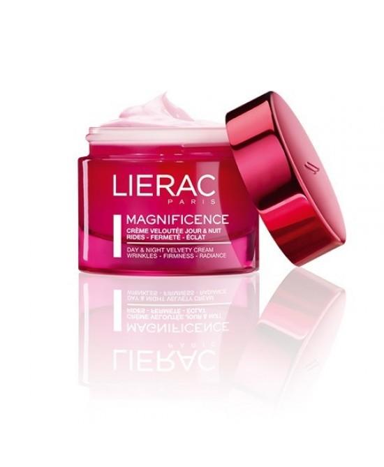 Lierac Magnificence Crema Vellutata Giorno E Notte Per Pelle Secca 50ml - Farmacia 33