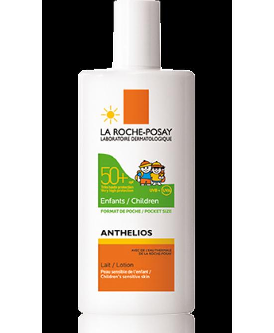 La Roche-Posay Anthelios Dermo-Pediatrics Latte Spf50+ Formato Tascabile 40ml - FARMAEMPORIO
