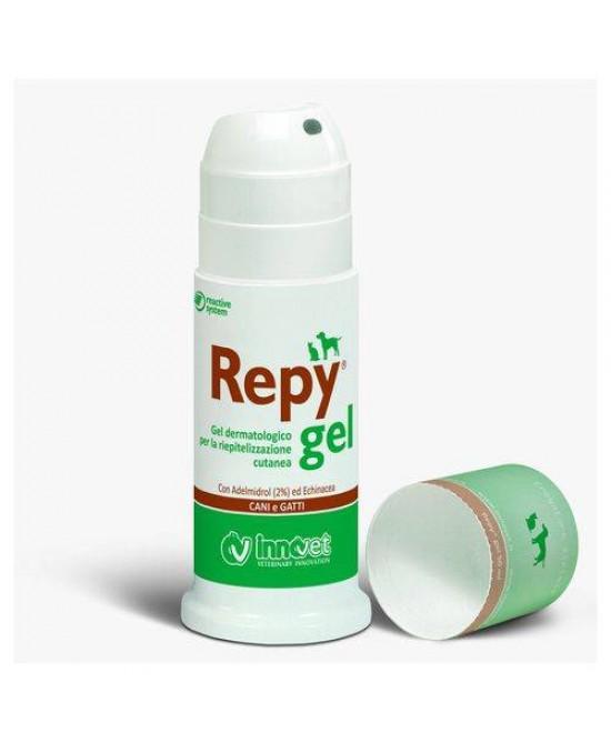 Repy Gel Dermatologico Uso Veterinario 75ml - La tua farmacia online