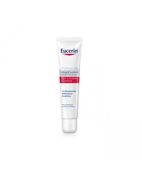 Eucerin AtopiControl Crema Fasi Acute 40ml - FARMAEMPORIO