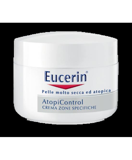 Eucerin AtopiControl Crema Zone Specifiche 50ml - Farmabravo.it