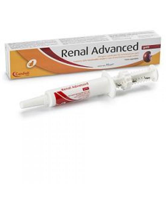 Renal Advanced Gatti Pasta 15 ml - Farmalilla