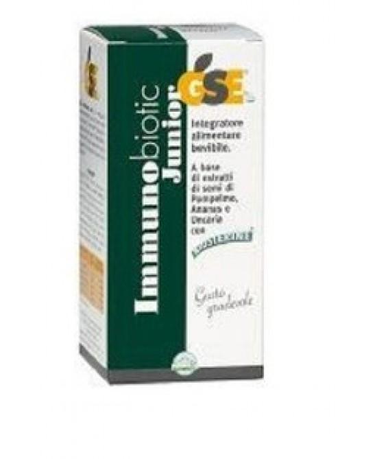 GSE Immunobiotic Junior Polvere Integratore Alimentare 120g - Farmalandia
