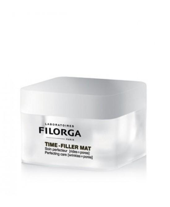 Filorga Time-Filler Mat Trattamento Perfezionatore Rughe E Pori 50ml - Farmamille