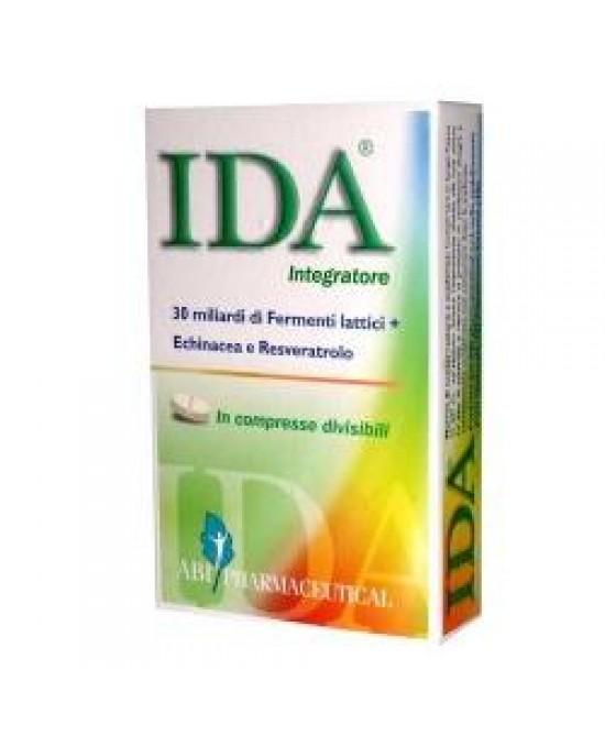 Ida 24cpr Orosolubili - Farmacia 33