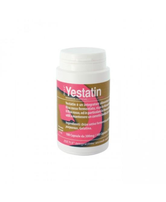 Cemon Yestatin integratore Alimentare 100 Capsule - La tua farmacia online