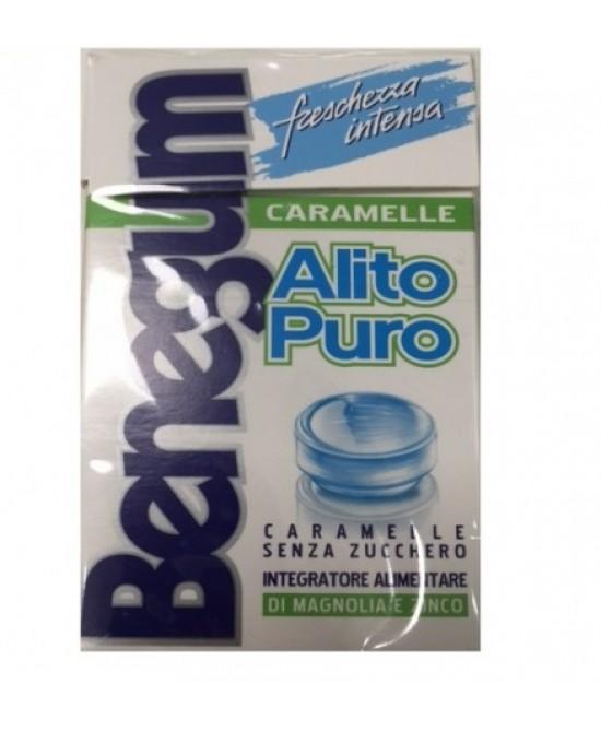 Benegum Alito Puro Chewing Gum 43,5g - Farmacento