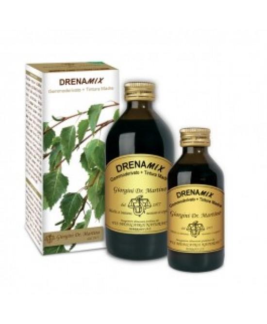 Giorgini Drenamix Liquido Analcolico 200ml - FARMAEMPORIO