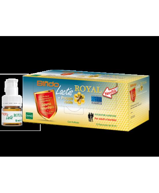 Sofar BifidoLactis Royal Integratore Alimentare 12 Flaconcini - Farmamille