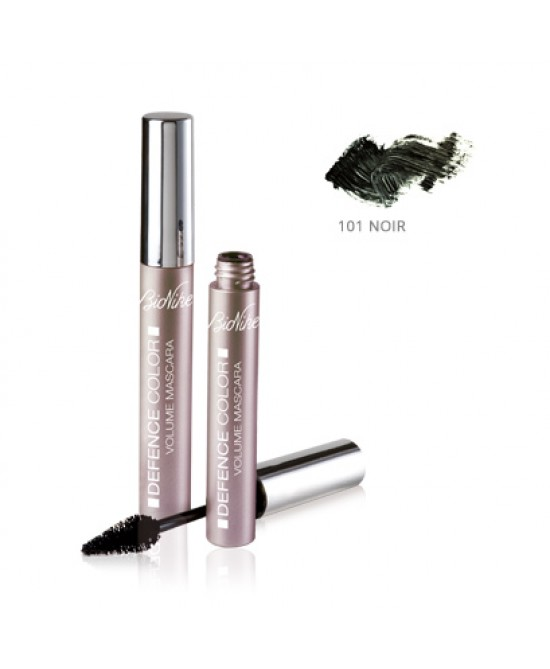 DEFENCE COLOR BIONIKE VOLUME MASCARA 01 NOIR - Farmacia 33