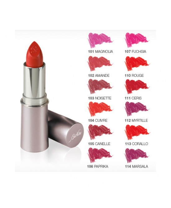 BioNike Defence Color Lipvelvet Rossetto Colore Intenso 112 Myrtille - Farmacia 33