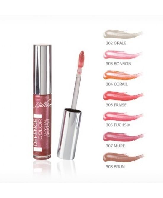 BioNike Defence Color Lipgloss Colore 306 Fuchsia - Farmacia 33