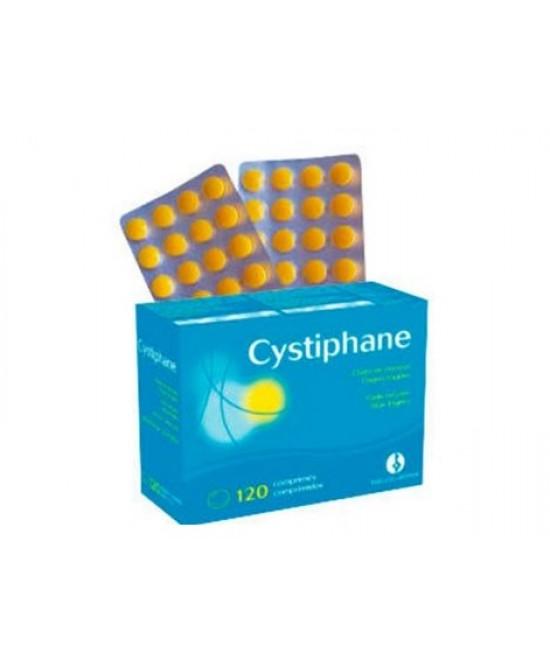 Cystiphane Integratore Alimentare 120 Compresse - Farmaciasconti.it