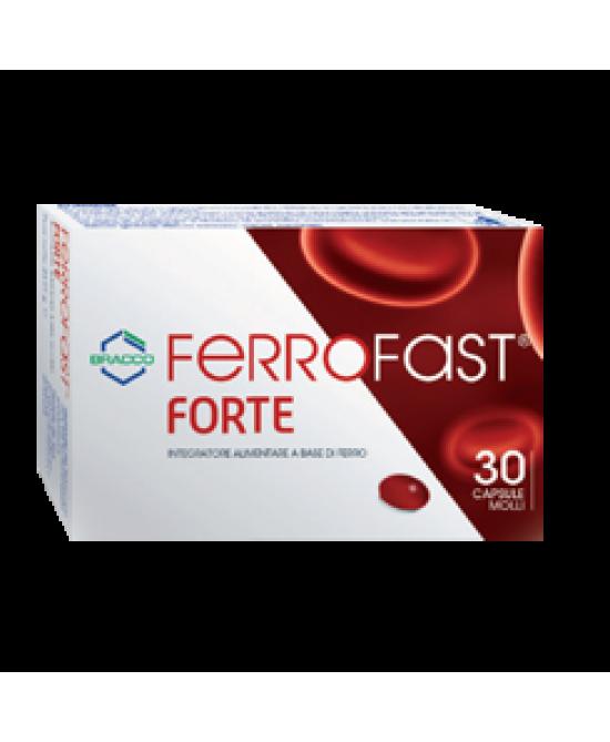Ferrofast Forte 30cps Molli - Farmamille