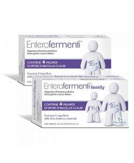 Enterofermenti 4mld 20fl 5ml - farma-store.it