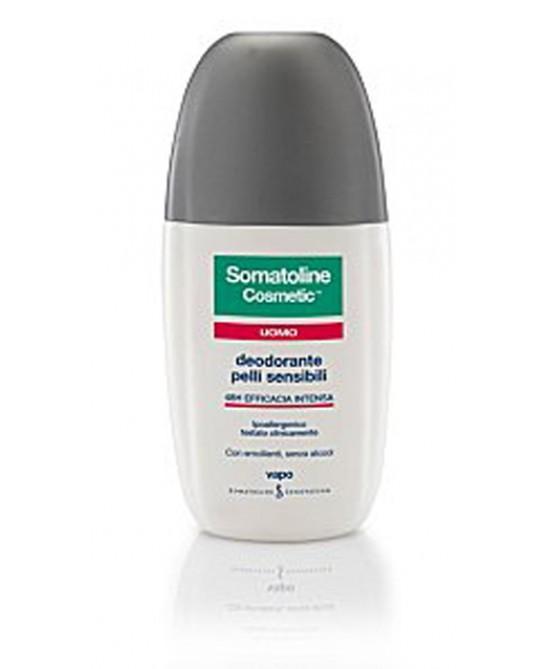 Manetti & Roberts Somatoline Cosmetic  Deodorante Vapo Uomo Pelli Sensibili - Farmabravo.it