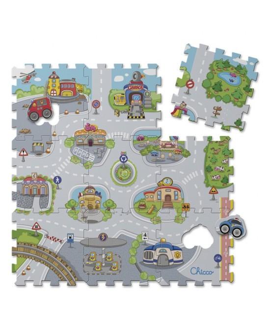 Chicco Giocco Puzzle Città - La tua farmacia online