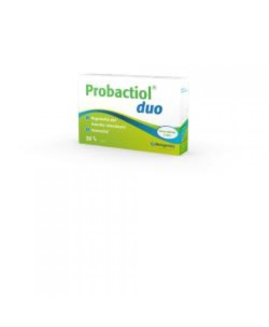 METAGENICS PROBACTIOL DUO ITA 30 CAPSULE - Farmastar.it