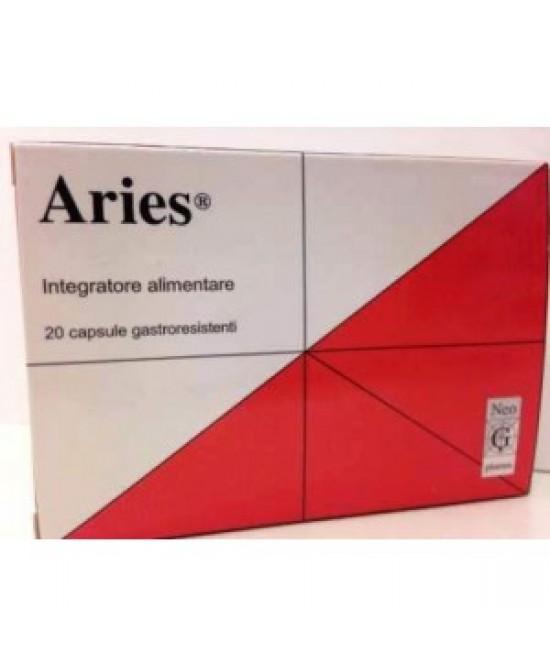 Aries 20 Capsule - Farmacia 33