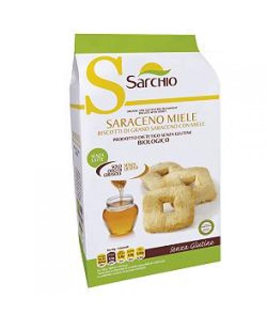 Biscotti Saraceno Miele S/liev - farma-store.it