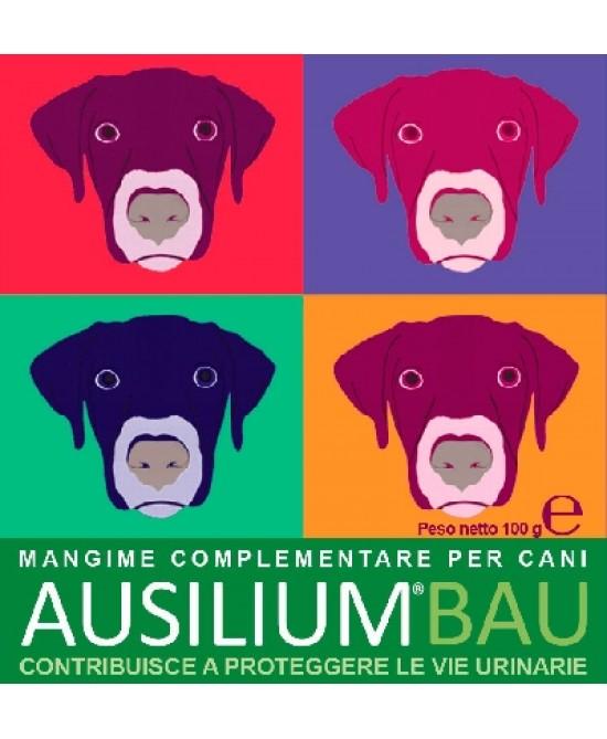 Deakos Ausilium Bau Mangime Complementare Per Cani 100g - Farmastar.it