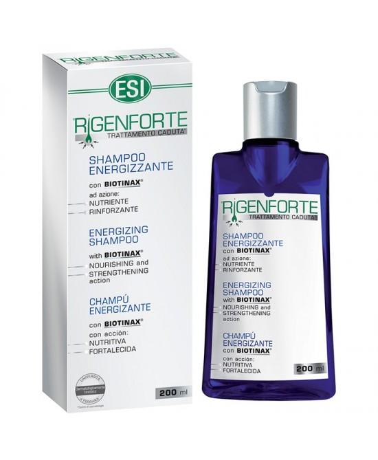 Esi Rigenforte Shampoo Energizzante 200ml - Parafarmaciabenessere.it