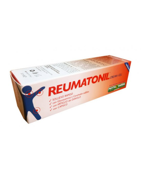 Phyto Garda Reumatonil Crema-Gel 50ml - Parafarmaciabenessere.it