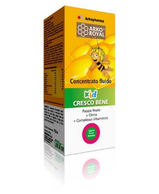 Arkopharma Arko Royal Kid Cresco Bene Concentrato Fluido 150ml - La tua farmacia online