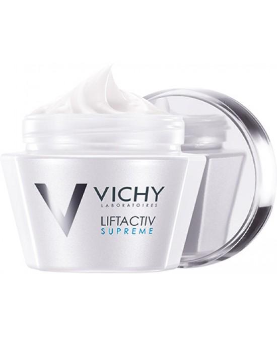 Vichy Liftactiv Supreme Pelle Secca Vaso 50 ml - Farmacia 33