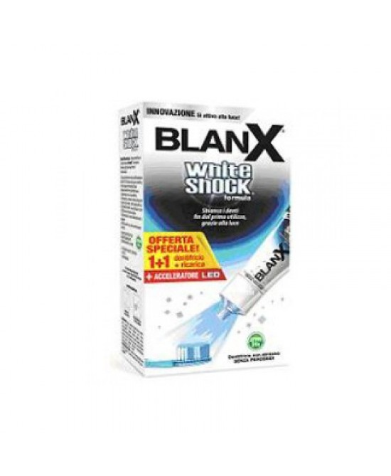 Blanx White Shock Offerta Speciale - Farmapc.it