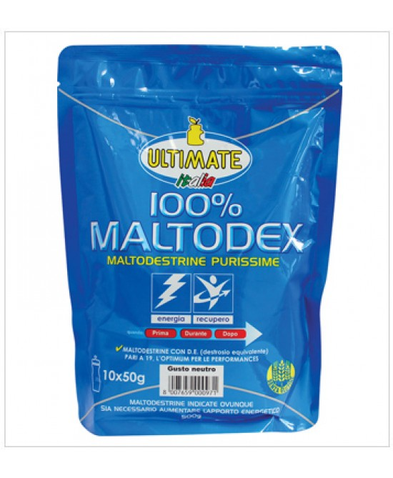 Ultimate Maltodex 100% 500g - Farmajoy