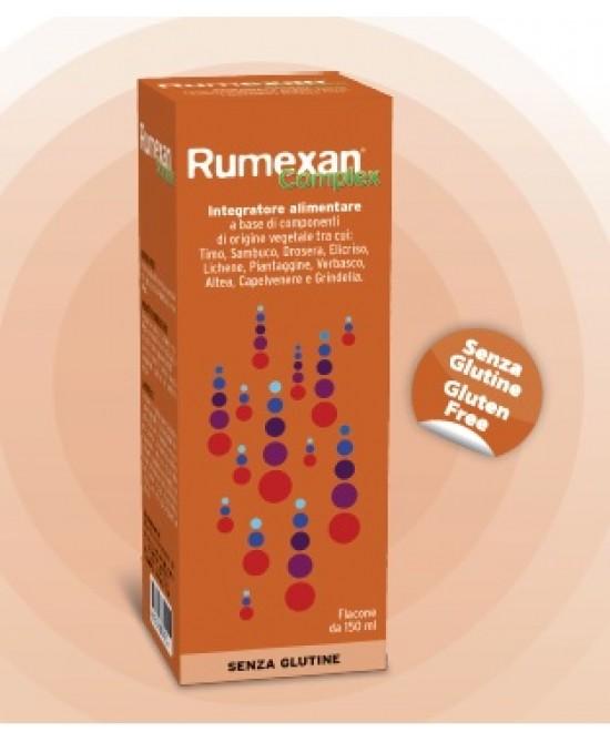 Rumexan Complex Integratore Alimentare 150ml - Zfarmacia