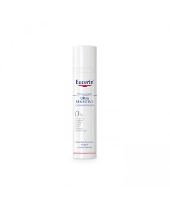 Eucerin Ultra Sensitive Lozione Detergente - Farmabravo.it