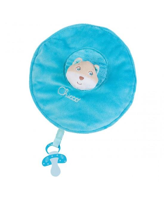 Chicco Gioco Copertina Soft Cuddles Azzurra - Farmacia 33