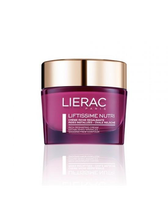 Lierac Liftissime Notte Crema Nutriente Ridensificante 50ml - Zfarmacia