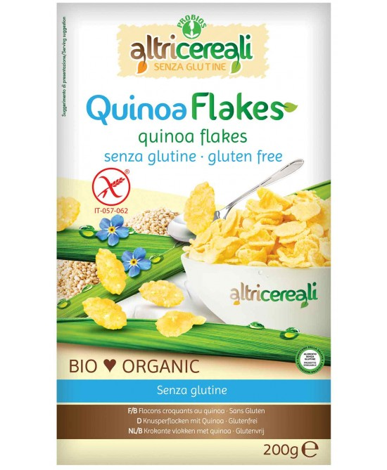 Altri Cereali Quinoa Flakes Biologica 200g - FARMAEMPORIO