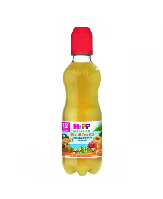 Hipp Biologico Splash Mix Di Frutta Splash 300ml - Zfarmacia