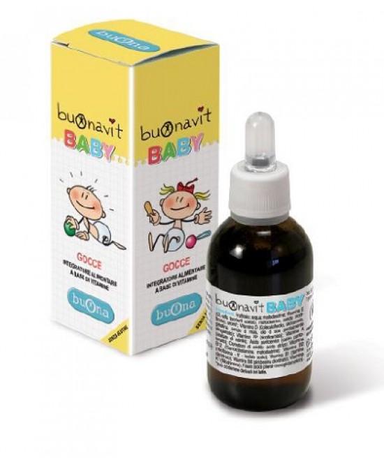 Buonavit Baby Gocce 20ml - La tua farmacia online