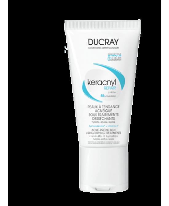Ducray Keracnyl Repair Crema 50ml - Farmacento