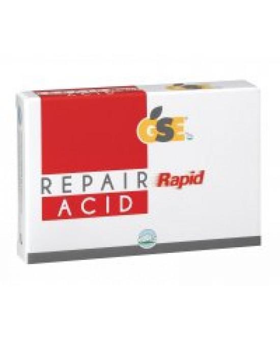 Gse Repair Rapid Acid 12cpr - Parafarmaciabenessere.it