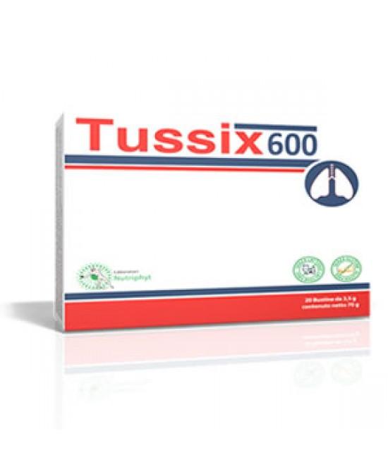 Tussix 600 Integratore Alimentare 20 Bustine - farma-store.it