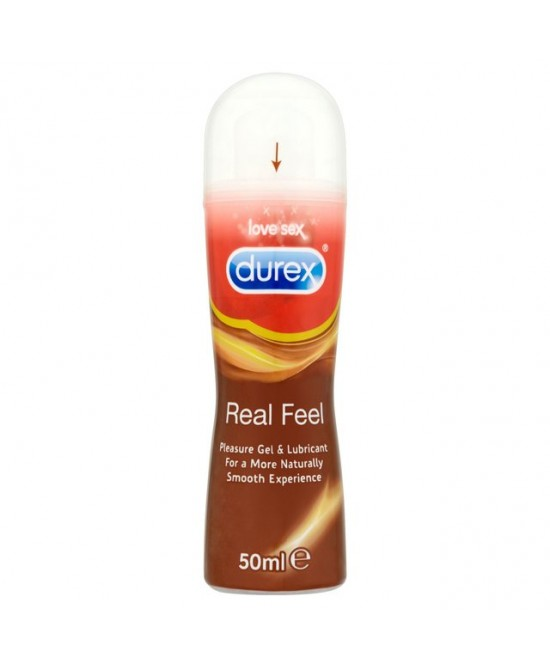 Durex Real Feel Gel Lubrificante 50 ml - Farmalilla